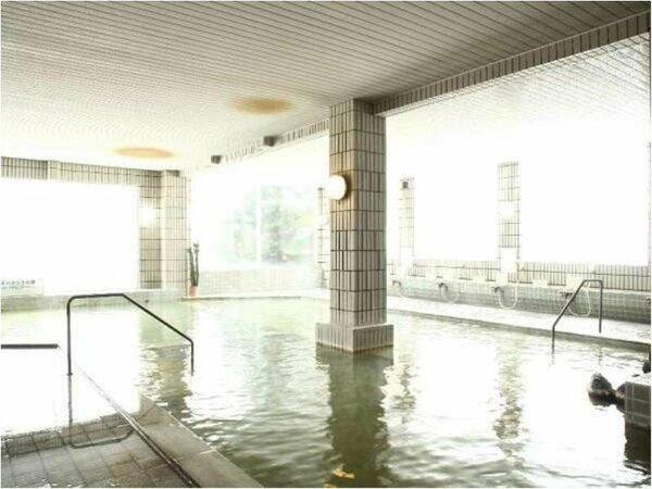 朝風呂が気持ち良い「男性大浴場」