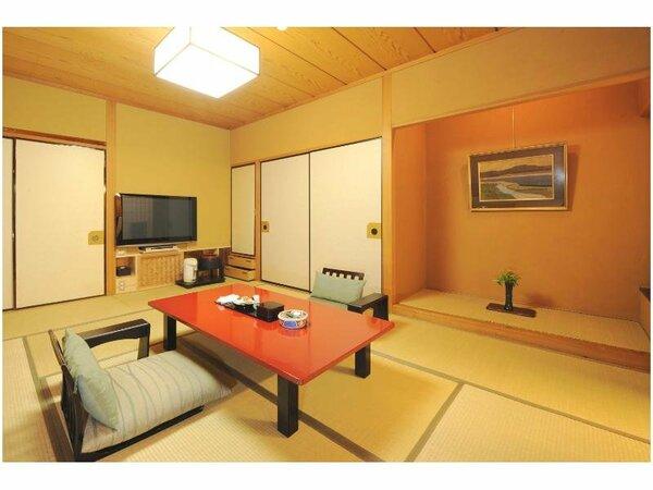 リニューアル客室♪42インチのプラズマTVとDVDプレーヤーを設置。