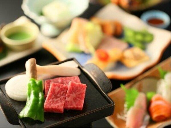選べる主菜料理【台の物】信州牛の石焼き