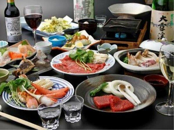 善兵衛一番人気「選べる主菜料理」お造り・焼き物・台の物をそれぞれ選択できます。