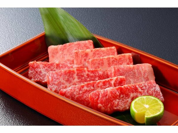 料理の一例(イメージ)信州和牛食べ比べ(特選)※2名様分