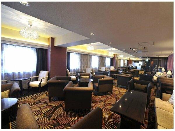 11階エグゼクティブルーム専用ラウンジで、上質な時間をお楽しみください。