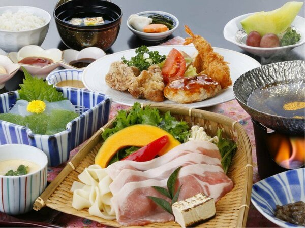 ・【お子様お料理】一つ一つ丁寧に調理された匠の技が栄える料理の数々