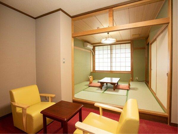 別館和室6~8畳タイプのお部屋