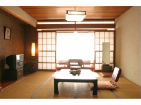 客室の一例(和室/イメージ) 別館3階~5階の西側に面したお部屋 晴れた日は夕焼けがきれいです