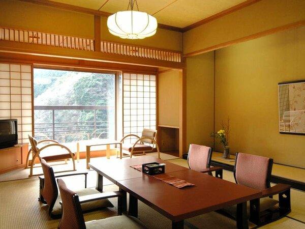 【聚楽第/スタンダード】純和室12畳+(副室4畳)◆禁煙◆