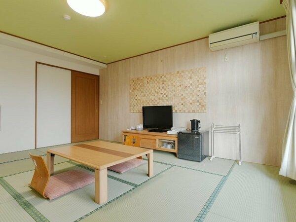 和室8~10畳(眺望を気にしない方向け)