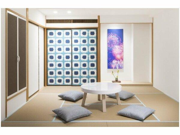 新しい和室:クライン・ダイサム・アーキテクツがデザイン