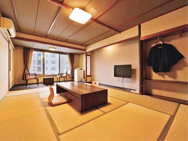 和室12畳・バス無し(喫煙)