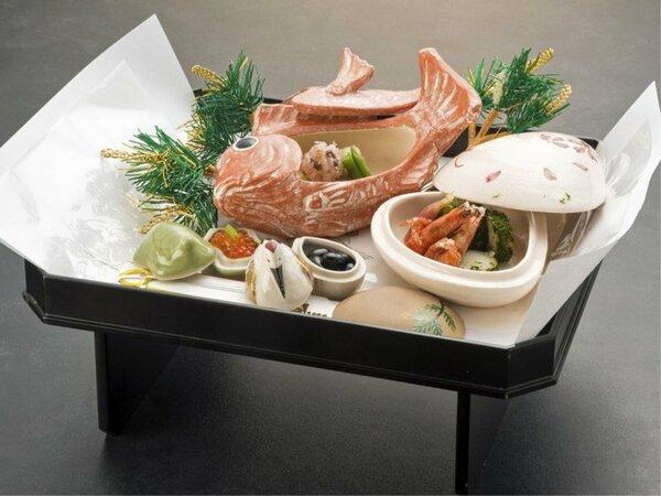 <賀寿記念プラン>お祝いのお料理をご用意いたします。