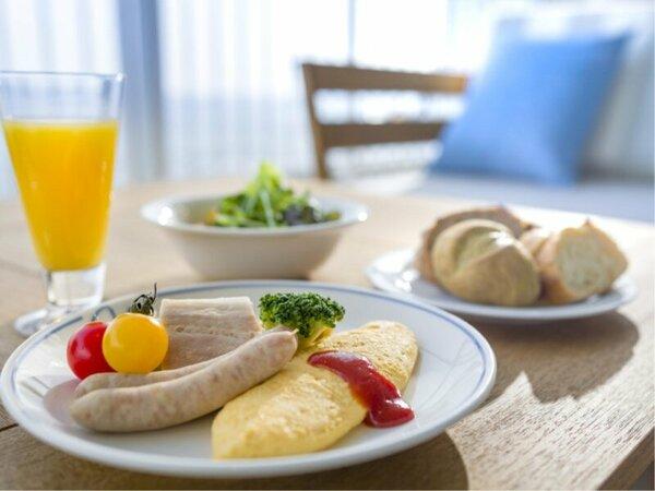 レストランHARBOR''S W朝食イメージ