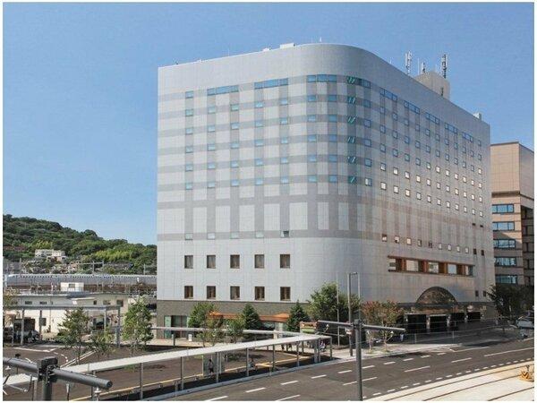 ザ・ニューホテル熊本の外観