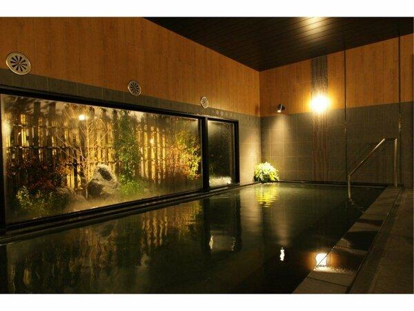 ラジウム人口温泉大浴場「旅人の湯」 15:00-2:00/5:00-10:00