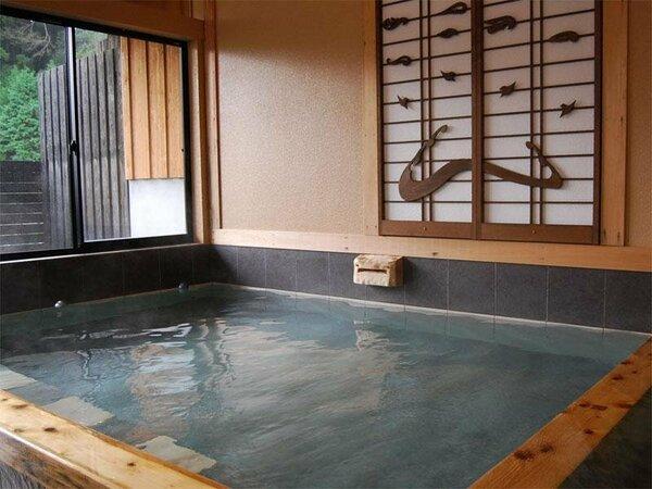 露天風呂です。24時間ご入浴可能です。