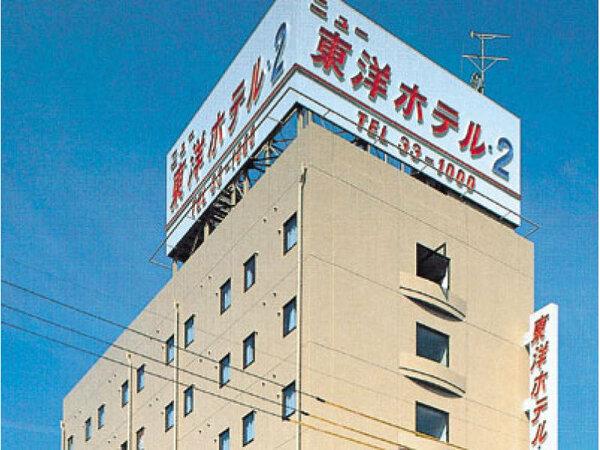 豊橋駅西口より徒歩にて約5分の立地です。ビジネスにも観光にもご利用くださいませ。