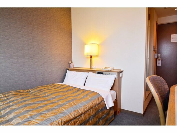 【セミダブルルーム】カップルや友達同士でお得にご宿泊☆セミダブルルームでございます。
