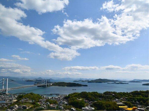 刻一刻と表情を変えていく、瀬戸内海の多島美をお楽しみ下さい。