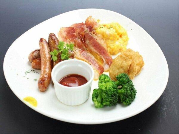 【朝食】・・・バイキング一例
