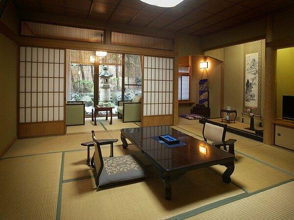 山茶亭和室一例