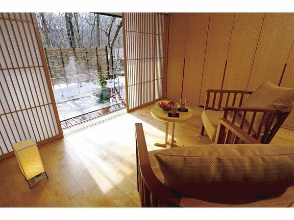 ガーデンスパ スィート露天風呂付客室(禁煙)