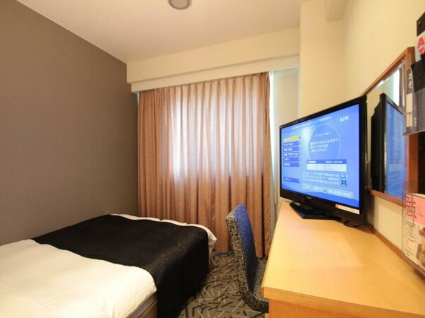 セミダブル 広さ:11~ベッド:セミダブルベッド1台(120cm×200cm)