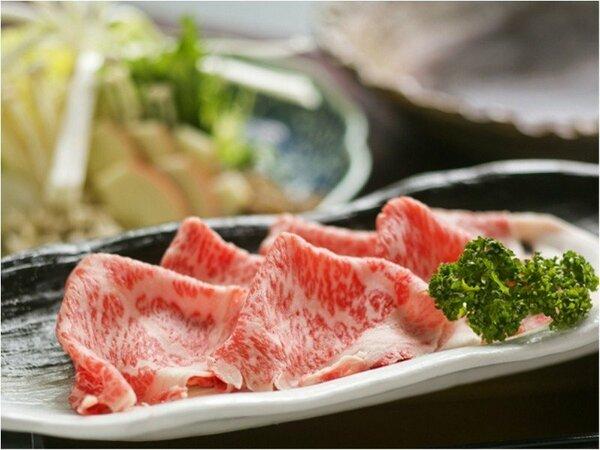 ■特選和牛しゃぶしゃぶ■とろーりとろけそうな佐賀和牛を♪/料理一例