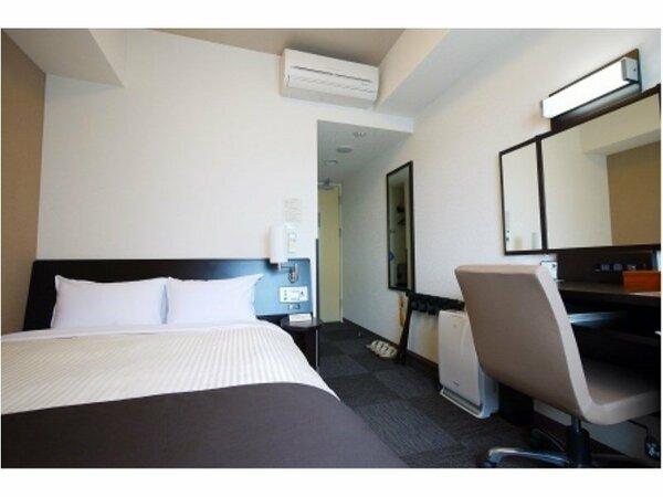 【コンフォートセミダブル】全室無料Wi-Fi&加湿機能付空気清浄器完備