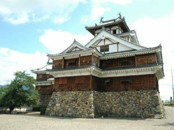 福知山/福知山城。天守閣内部は郷土資料館として公開されている福知山城は明智光秀が築城しました。