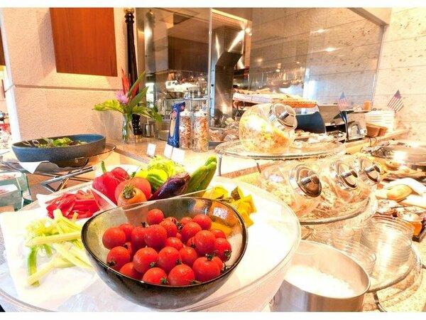 【Wine&Dining TheOrange】朝食 洋食バイキングイメージ