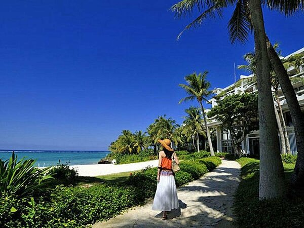 ホテルムーンビーチ リゾートイメージ