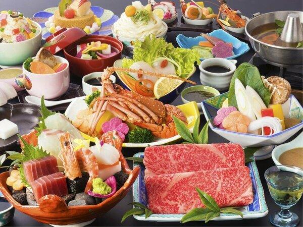 【個室食‐基本会席】和の繊細な技と、旬の食材が持つ輝きが織り成す「四季の物語」をお召し上がりください