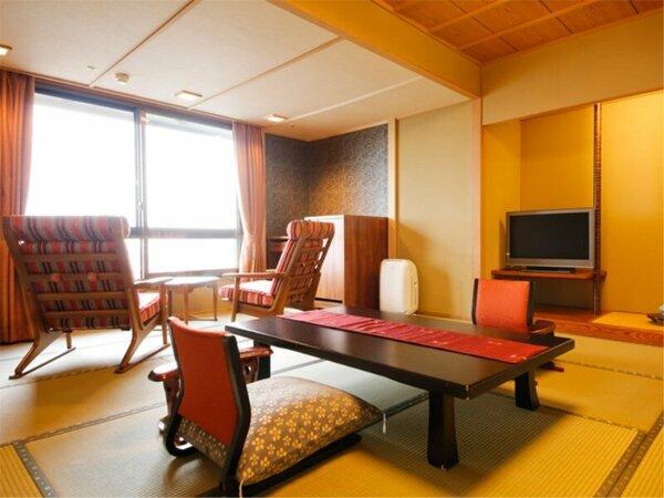 【和室10畳】和の落ち着いたしつらいのお部屋 (一例)