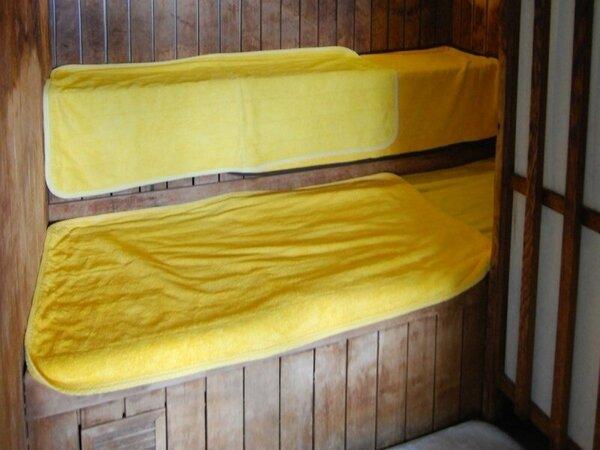 ◆大浴場:サウナももちろん完備。水風呂もございます。