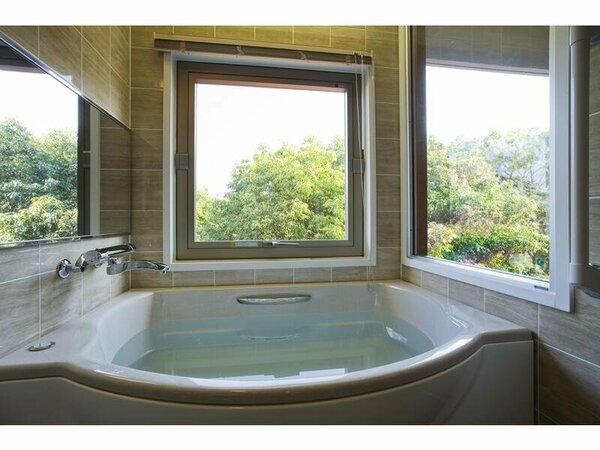 和洋室展望風呂