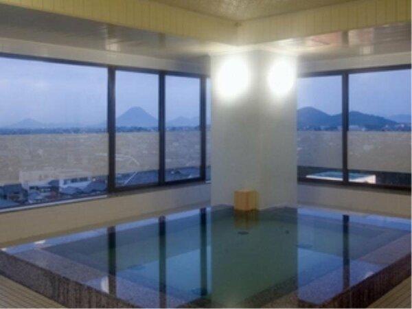 8階男性浴場