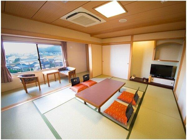 和室10畳(街側/海は見えません)禁煙(トイレ付・風呂なし)