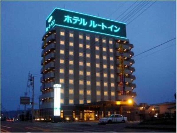 ホテルの外観です。寛ぎを追求したコンフォートルームやウェルカムコーヒーサービスなど嬉しいがいっぱ