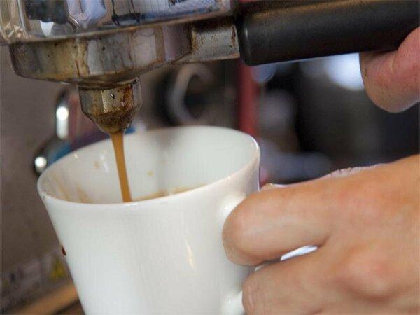 *風味豊かな、こだわりのコーヒーをお楽しみ下さい─