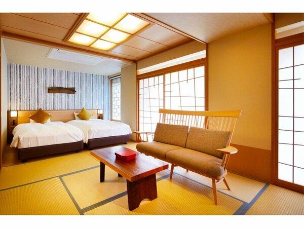 【本館】寝湯付き和洋室(誕生寺側)2