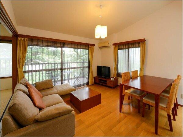 三宅島4~6号 和モダンな客室 一例