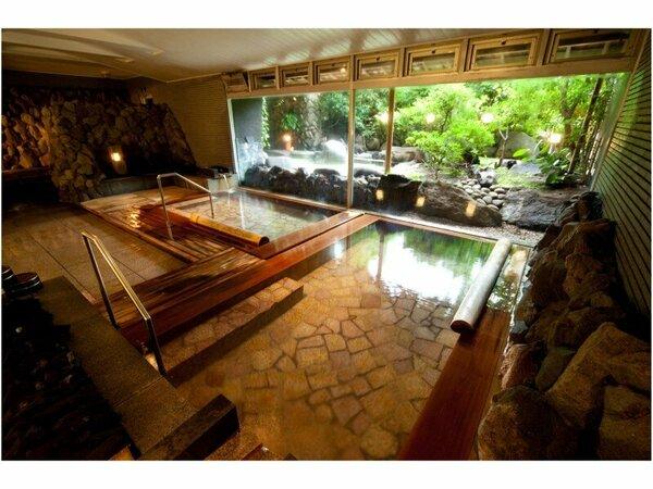【大浴場】木清の湯(内湯)