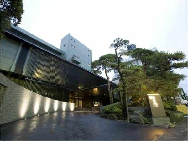 伊東遊季亭へは伊東駅からタクシーで無料送迎しております。