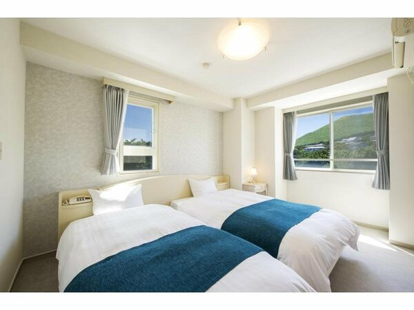 洋室ベッドルーム一例