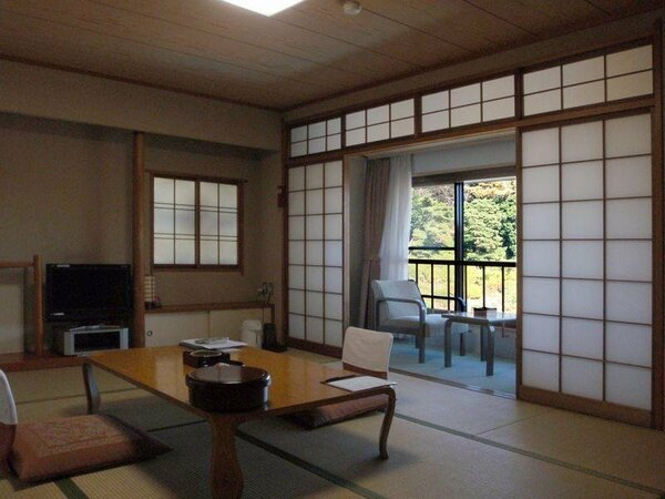 寛ぎの和室(イメージ)