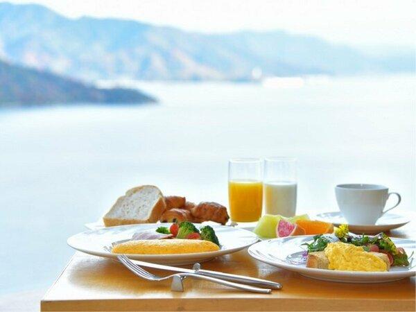 瀬戸内海を眺めながらのせとうち朝食(2020通年)