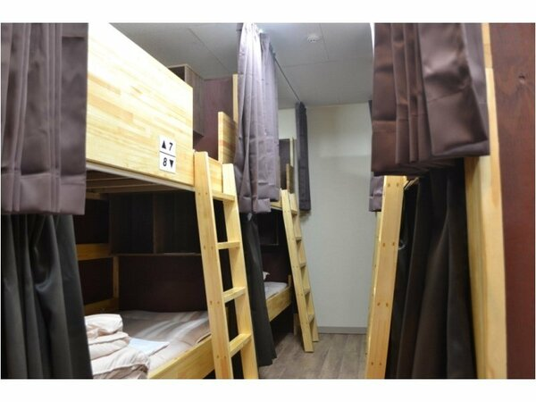 female dormitory(女性ドミトリー)