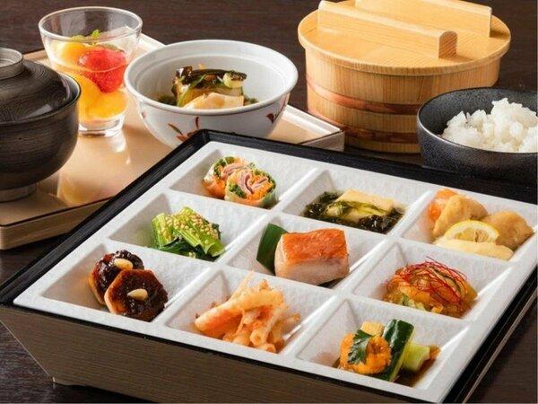 セットメニュー朝食(和食)イメージ