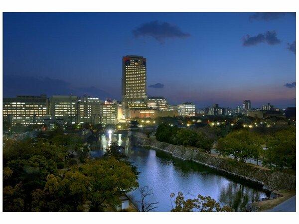 広島のランドマークホテル 「リーガロイヤルホテル広島」