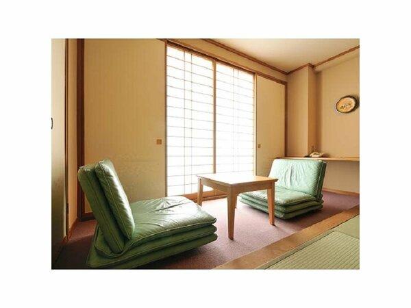 御坂館10畳客室(禁煙)・広縁
