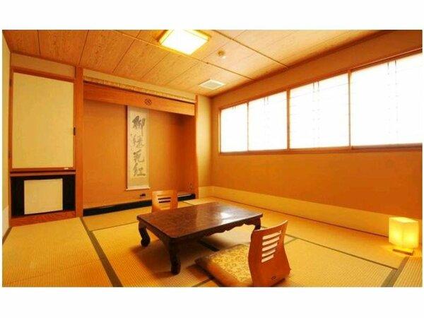 和室 お一人様でもご利用いただける和室をご用意しております。